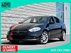 Dodge Dart *LIMITED*CUIR*TOIT*TURBO*NAVI*  2013