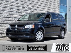 Dodge Grand Caravan SXT STOW N GO V6 A/C ET PLUS  2018