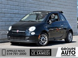 Fiat 500C **POP**CONVERTIBLE**WOW BAS KILO**  2014
