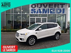 Ford Escape TITANIUM  2018