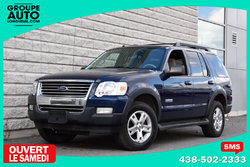 Ford Explorer *XLT*4X4*BAS KILO*A/C*MAGS*BLEUE*TRES PROPRE*  2007