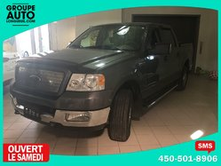 Ford F-150 XLT ** CREW CAB ** V-8 ** 4.6 L ** 4X4 **  2005