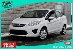Ford Fiesta *SE*AUTOM*A/C*BLANC*SIEGES CHAUFFANTS*  2012