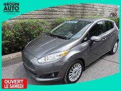 Ford Fiesta Titanium AUTO TOIT CUIR A/C MAG ET PLUS  2014