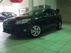 Ford Focus SEL * TOIT OUVRANT * CUIR * FLEX FUEL *  2012