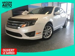 Ford Fusion SEL AWD CUIR TOIT OUVRANT  2011
