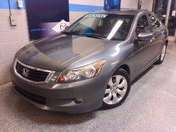 Honda Accord Sdn EX-L CUIR 3.5L V6  2008