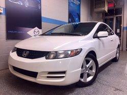 Honda Civic Cpe LX+TOIT OUVRANT+JANTES+AIR+GROUPE ELECT  2009