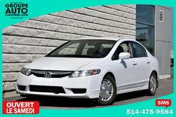 Honda Civic Hybrid *AUTOM*A/C*MAGS*BLANC*TRES PROPRE*  2009