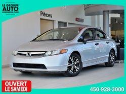 Honda Civic Sdn DX-G * AIR CLIM * AUT * GROUPE ELECTRIQUE *  2007