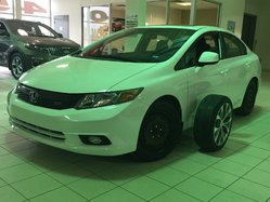 Honda Civic Sdn Si / TOIT OUVRANT / GPS / VTECH / MAGS / BLUETOOTH  2012