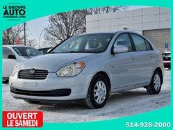 Hyundai Accent *AUTOM*A/C*TRES BAS KILO*  2006