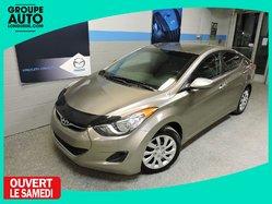 Hyundai Elantra GL A/C AUTO SIEGES CHAUFFANTS  2012