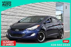 Hyundai Elantra *GLS*AUTOM*A/C*TOIT*AILERON*  2013