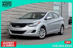 Hyundai Elantra *GL*AUTOM*A/C*SIEGES CHAUFFANTS*BLUETOOTH*BAS KIL0  2013