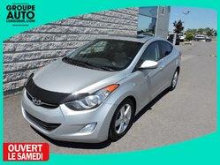 Hyundai Elantra GLS TOIT OUVRANT MAG BLUETOOTH ET PLUS  2013