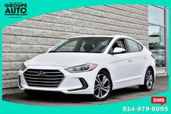 Hyundai Elantra *AUTOM*TOIT*A/C*CAMERA*WIFI*MAGS*  2017