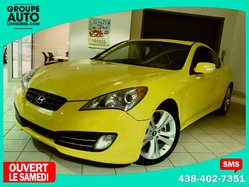 Hyundai Genesis Coupe * V-6 3.8 LITRES * TOIT OUVRANT / MAGS / BLUETOOTH  2011