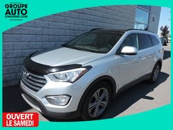 2016 Hyundai Santa Fe XL LIMITED AWD CUIR NAV 7PASS BAS KM