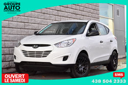 Hyundai Tucson *AUTOM*BLANC*TRES PROPRE*A/C*JAMAIS ACCIDENTE*  2013