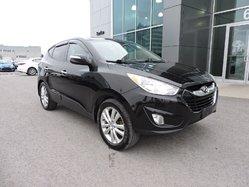 Hyundai Tucson LIMITED AWD CUIR TOIT PANO MAG ET PLUS  2013