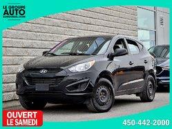 Hyundai Tucson *AUTOM*A/C*NOIR*  2013