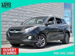 Hyundai Tucson *GLS*CUIR*TOIT*CAMERA*NOIR*MAGS*  2014
