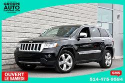 Jeep Grand Cherokee *OVERLAND*CUIR*TOIT PANO*HEMI*NAVIGATION*  2012