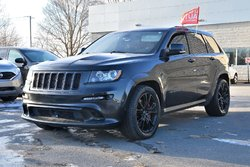 Jeep Grand Cherokee *SRT8*AWD*CUIR*TOIT*NAVIGATION*CAMERA*20 POUCES*  2012