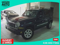 Jeep Liberty LIMITED / 3.7 LITRES / 4X4 / MAGS /  2006