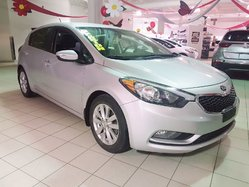 Kia Forte 5 PORTES * AUT * SIEGES CHAUFFANTS * BLUETOOTH *  2016