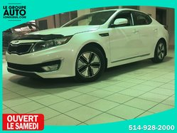 Kia Optima Hybrid HYBRID / SIEGE ELECTRIQUE / BLUETOOTH / MAGS /  2013
