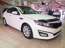 Kia Optima EX * LUXURY * CAMERA * CUIR * TOIT *  2015