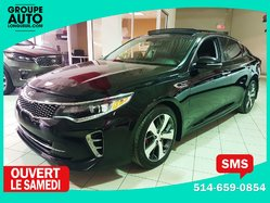 Kia Optima SX TURBO *TOIT PANO * GPS * CAMERA DE RECUL *  2016