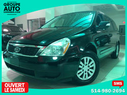Kia Sedona LX / 7 PLACES / V-6 3.5 L / AC / BLUETOOTH  2012