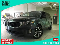 Kia Sedona SX / CUIR / 7 PLACES / CAMERA DE RECUL /  2015