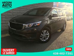 Kia Sedona LX + / APPLE CARPLAY/ CAMERA / VOLANT CHAUFFANT/  2018