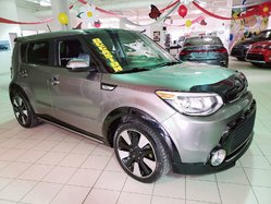 Kia Soul SX * CUIR * TOIT OUVRANT * BLUETOOTH * PUSH BUTTOM  2016