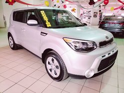 Kia Soul Lx * AUT * BLUETOOTH * AC * SIEGES CHAUFFANTS *  2016