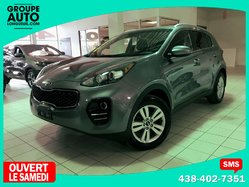 Kia Sportage LX / TRACTION INTEGRAL / CAMERA / BLUETOOTH / MAGS  2017