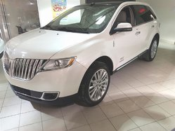 Lincoln MKX LIMITED * NAVIGATION * CUIR * AWD * TOIT PANO  2011