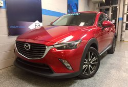 Mazda CX-3 GT MAGS 18 '' CAMÉRA DE RECUL  2016