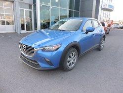 Mazda CX-3 GX AWD CAMERA BLUETOOTH AVEC TRÈS BAS KM  2016