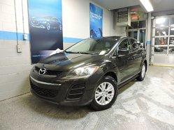 Mazda CX-7 GX MAGS A/C SIEGES CHAUFFANTS CUIRETTE  2010