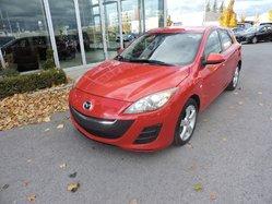 Mazda Mazda3 SPORT GX A/C H-BACK MAG ET PLUS  2010