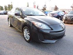 Mazda Mazda3 GX A/C MAG BLUETOOTH ET PLUS  2012