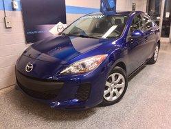 Mazda Mazda3 GX+AIR CLIMATISÉ+GROUPE ÉLECTRIQUE  2013