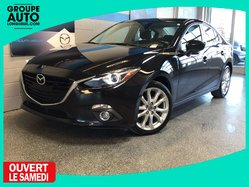 Mazda Mazda3 GT-SKY TOIT NAVIGATION CAMERA RECUL  2014