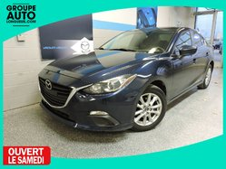 Mazda Mazda3 GS-SKY NAVI MAGS CAMERA RECUL BLUETOOTH  2014