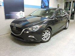 Mazda Mazda3 GS-SKY CAMERA RECUL BLUETOOTH SIEGES CHAUFFANTS  2014